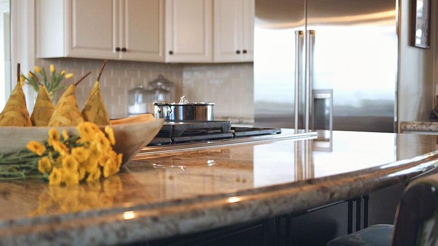 Modern Farmhouse Kitchen Design OR, Beck Olsen - Rebecca Olsen Designs